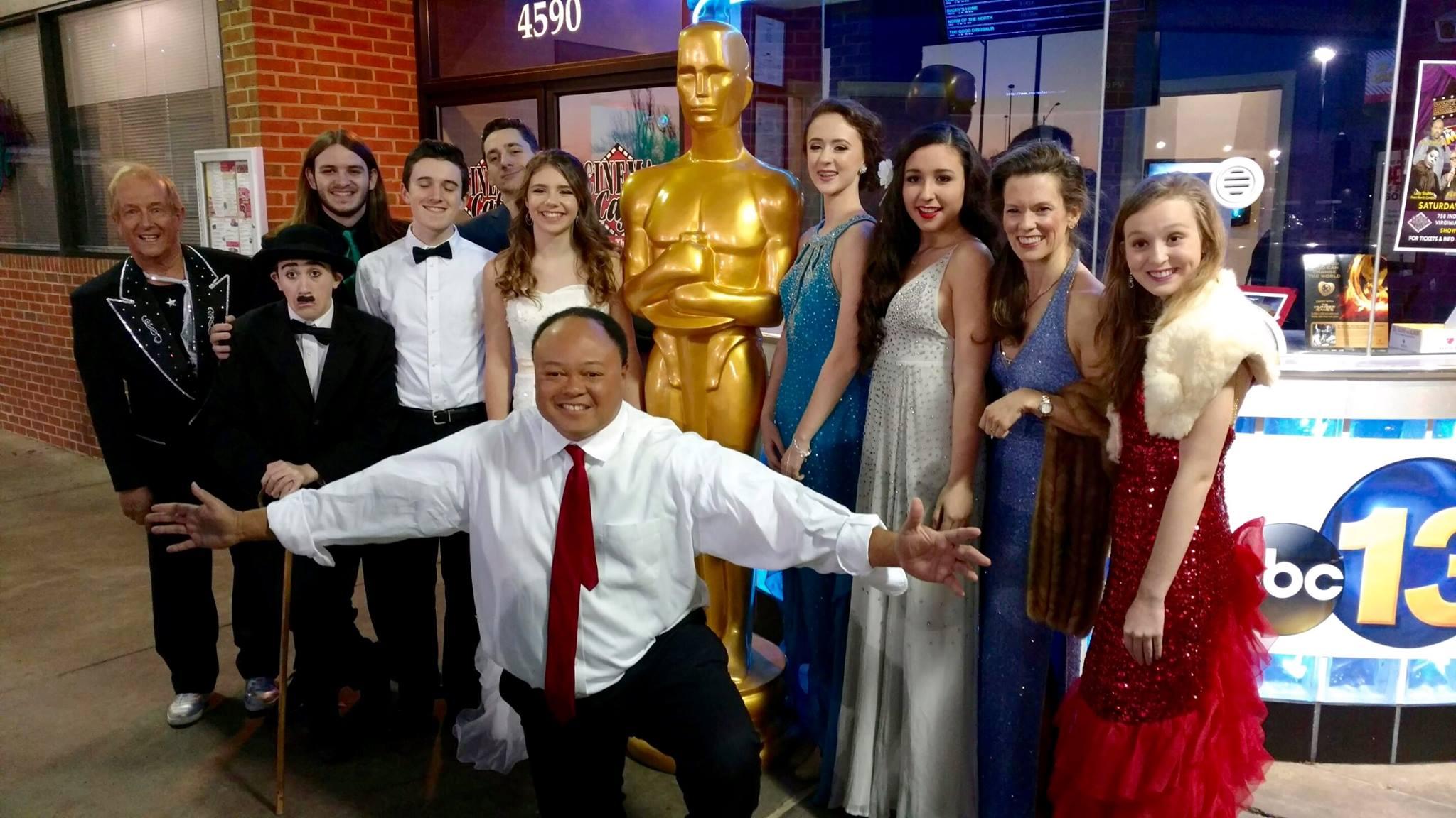 Oscar party 2016